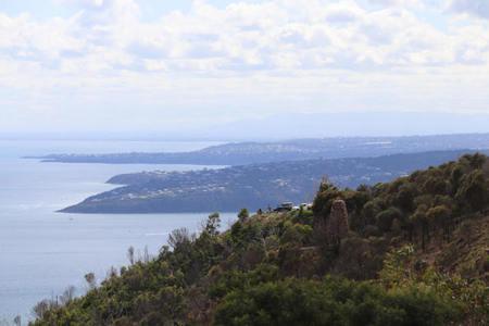 Bass Strait from Mornington Peninsula